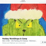 Holiday camps & Work Shop