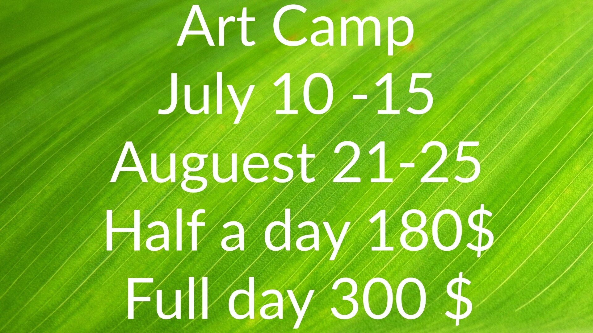 art summer camp painting classes for kids art class painting camp summer camp
